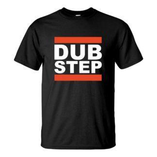 Férfi Dubstep póló fekete színben - DUBSTEP