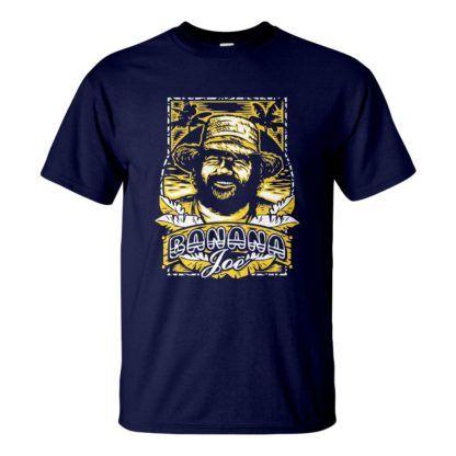 Férfi Bud Spencer póló navy színben - Banana Joe / Banános Joe póló