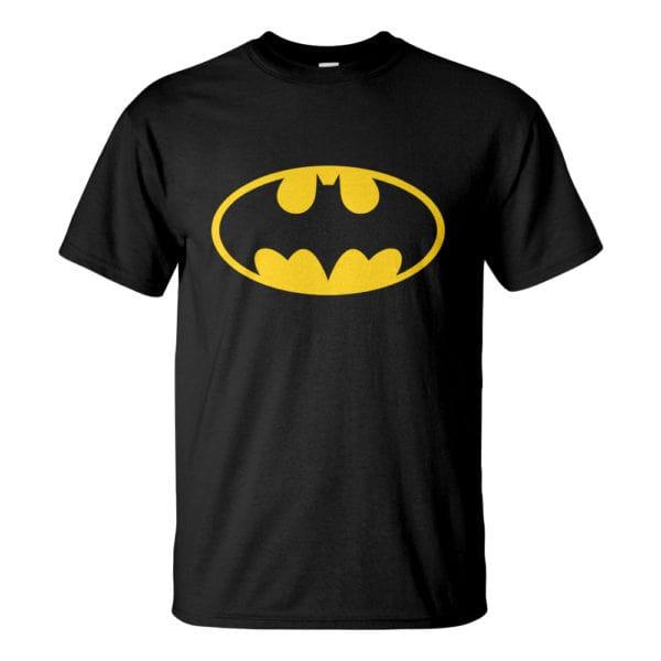 Férfi Batman póló fekete színben - A sötét lovag / The Dark Knight