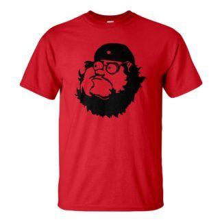 Férfi Peter Griffin / Che Guevara póló piros színben - Che Griffin