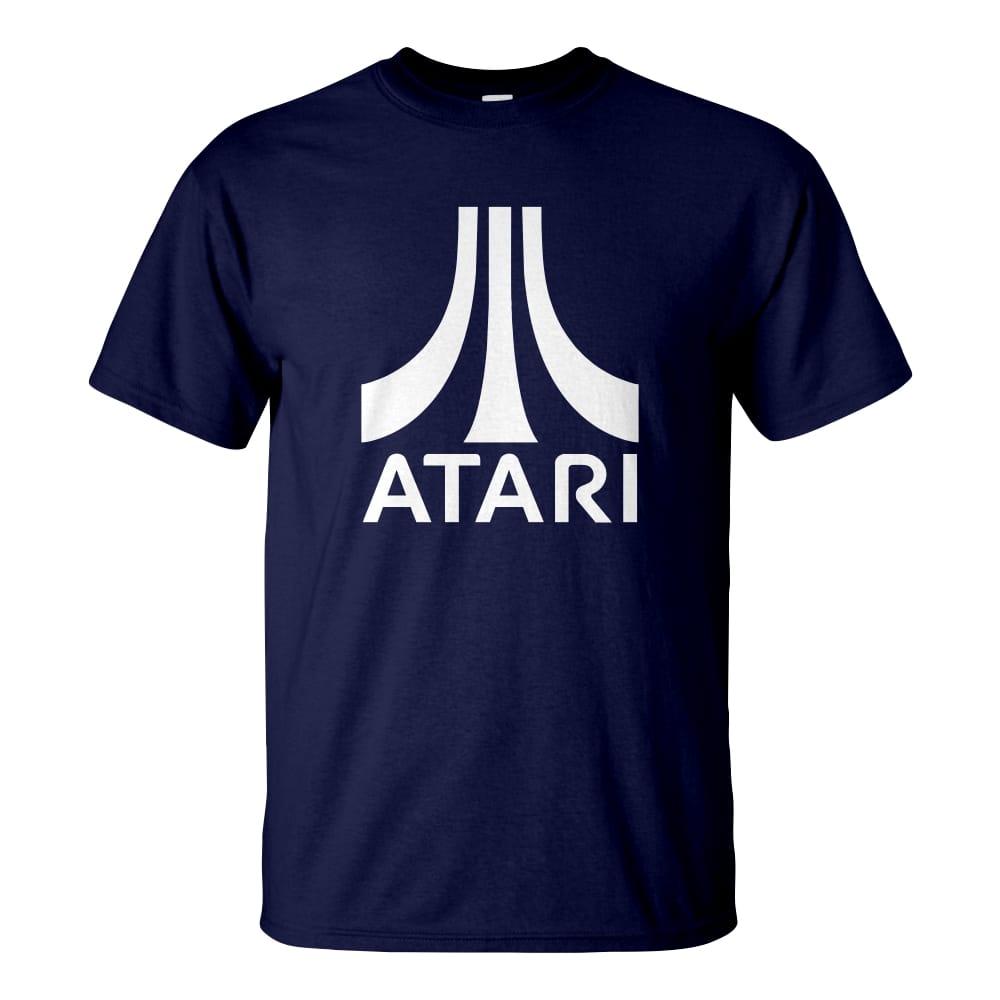 a05b1c3c74 Férfi ATARI póló navy színben - Retro gamer vagy konzol póló