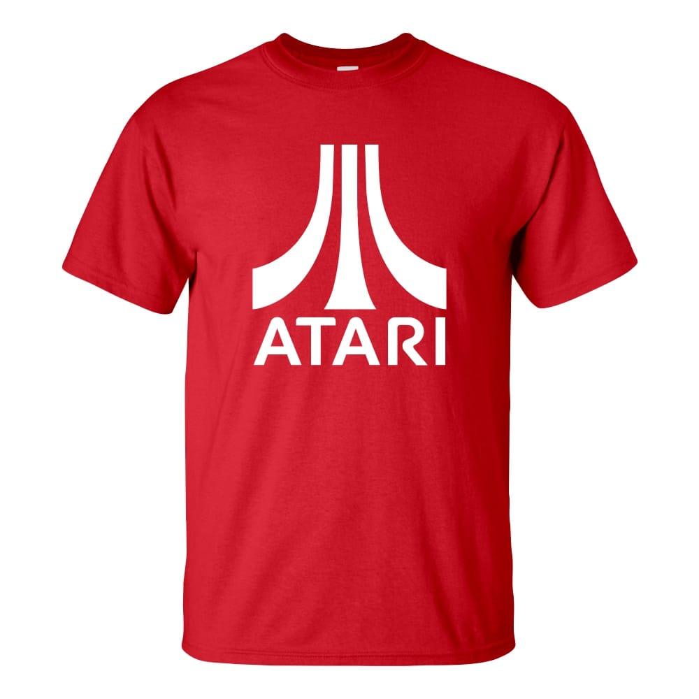 717a5f8ab8 Férfi ATARI póló piros színben - Retro gamer vagy konzol póló