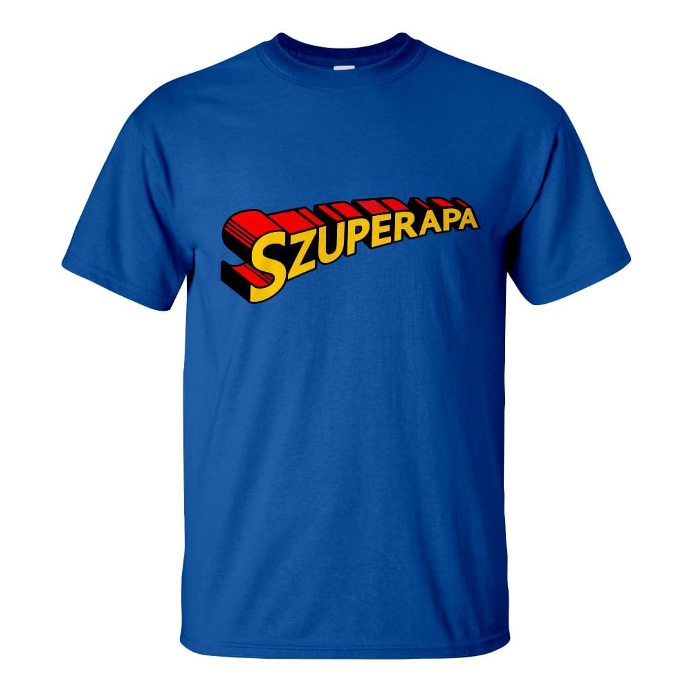 Szuperapa póló - Superman keménységű apukáknak - Pólóműhely Webáruház c2a7186add