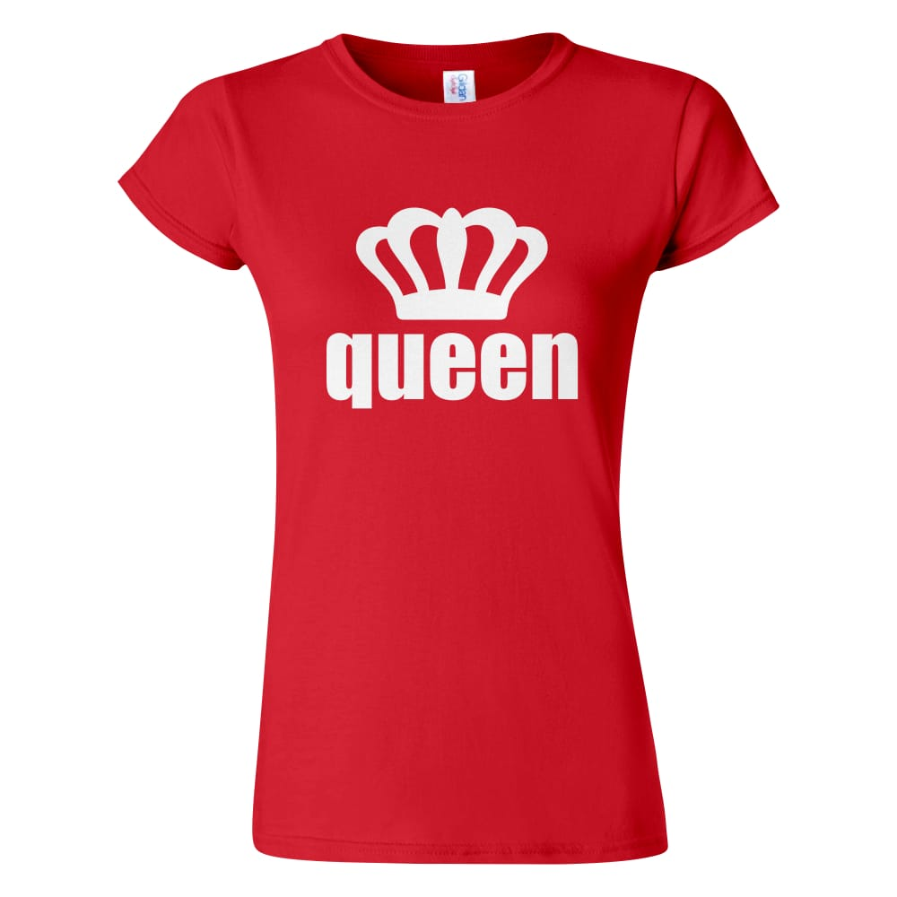 Queen póló - Na ki a királyné    Who s the Queen  - Pólóműhely Webáruház ba505b9f69